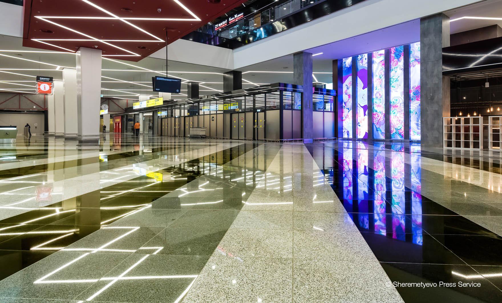 Sheremetyevo Terminal C-RMJM
