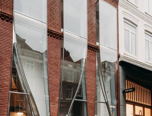The Looking Glass Facade Renovation | UNStudio