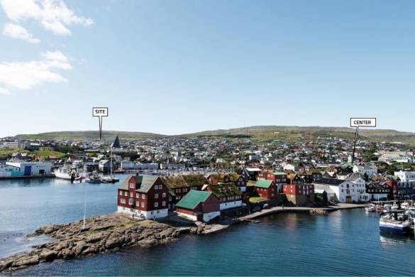 Glasir Tórshavn College | BIG