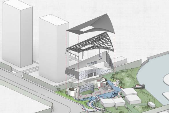 Suzhou Swan Harbor Park-Lacime Architects-china-IGS Magazine-projects