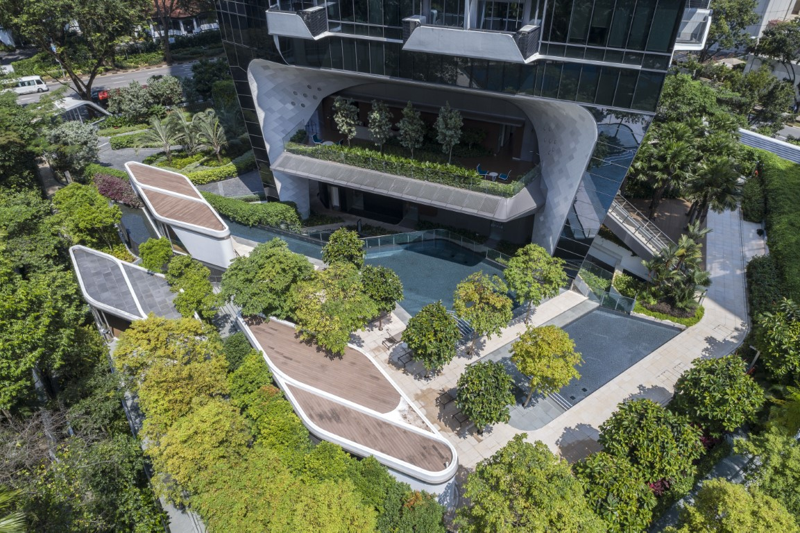 On Biophilic Design: Plantlife in Architecture
