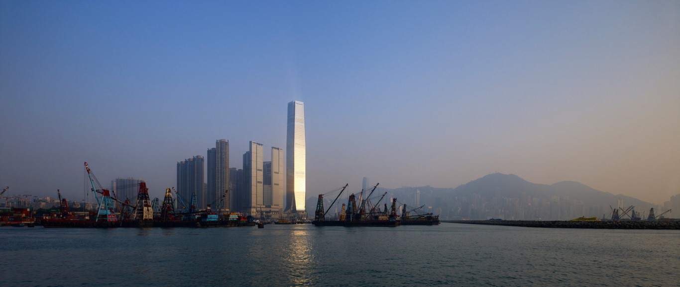 International Commerce Centre - KPF