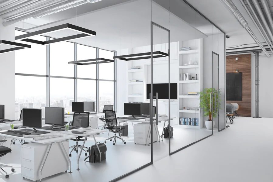 4 Ways Dynamic Smart Glass Contributes To Office Interior Design Gauzy Igs