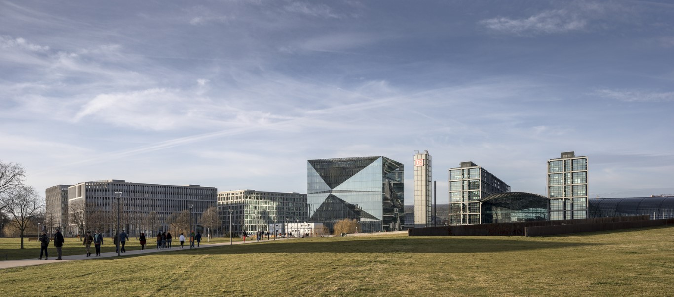cube berlin Smart Office Building-3XN