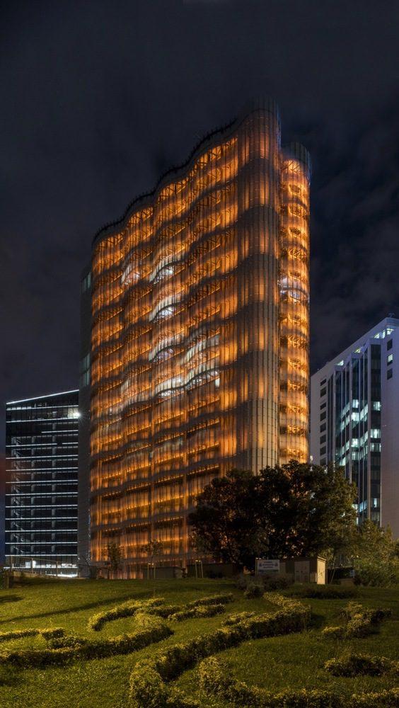 Maslak No.1 Office Tower | EAA – Emre Arolat Architecture