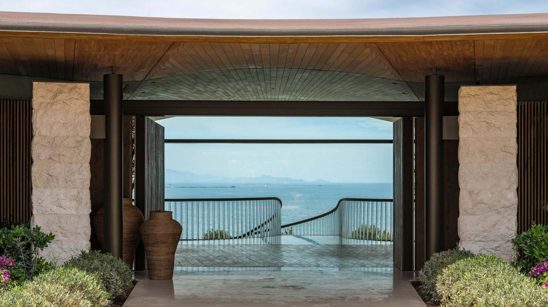 Dolunay villa – a private haven on the Aegean Sea