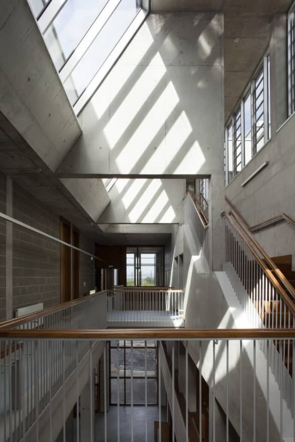 University of Limerick Medical School / Grafton Architects. Image © Alice Clancy