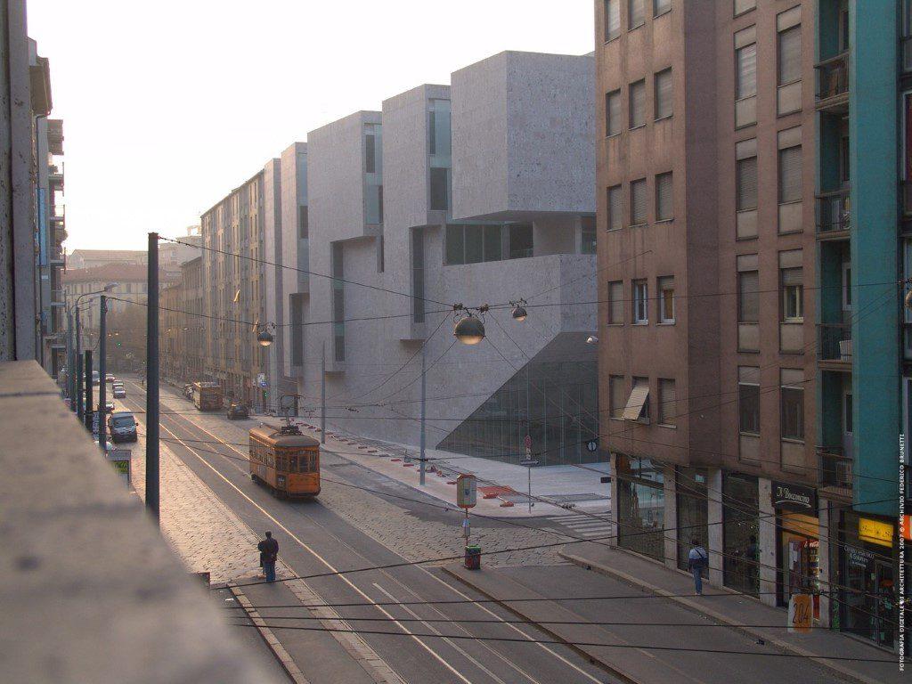 Universita Luigi Bocconi / Grafton Architects. Image © Frederico Brunetti