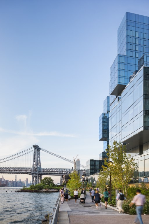 416-420 Kent Avenue, Location: Brooklyn NY, Architect: ODA Architecture