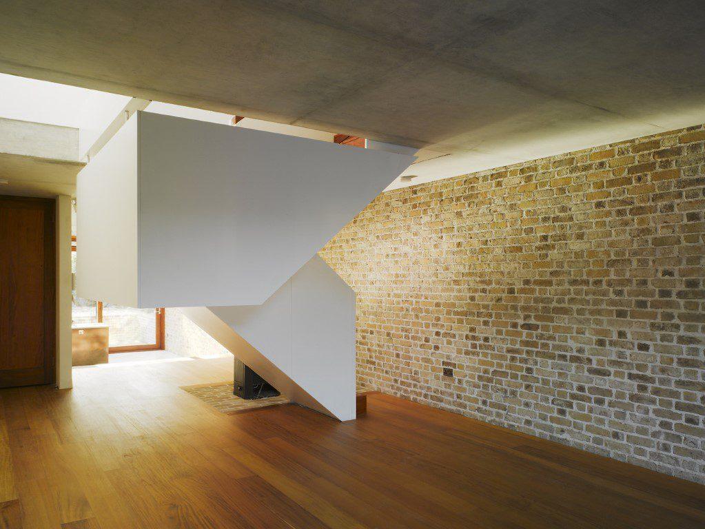 Waterloo Lane Mews / Grafton Architects. Image © Ros Kavanagh