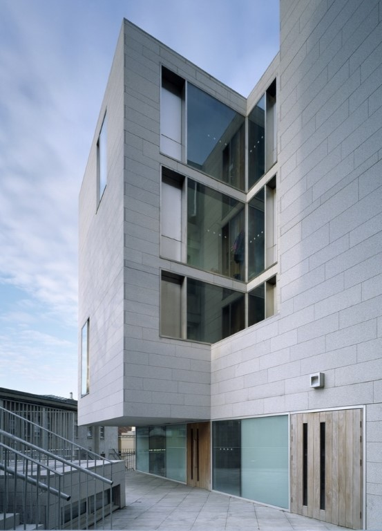Urban Institute of Ireland / Grafton Architects. Image © Ros Kavanagh