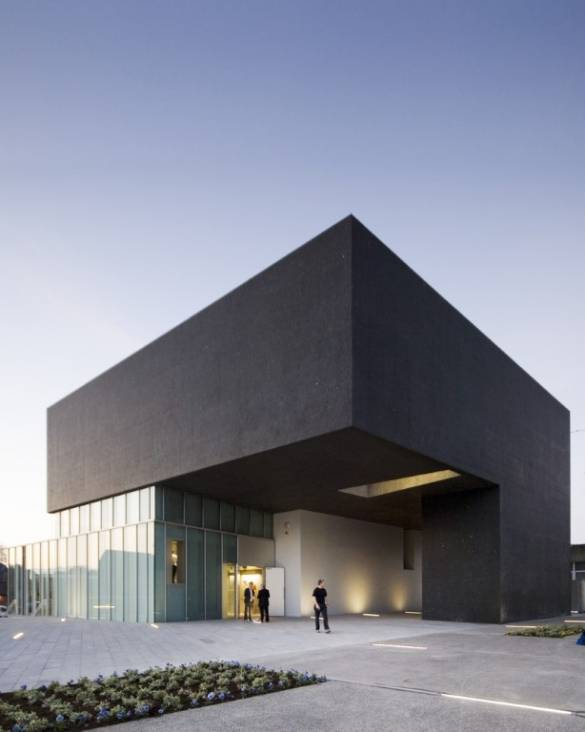 Solstice Arts Centre / Grafton Architects. Image © Ros Kavanagh