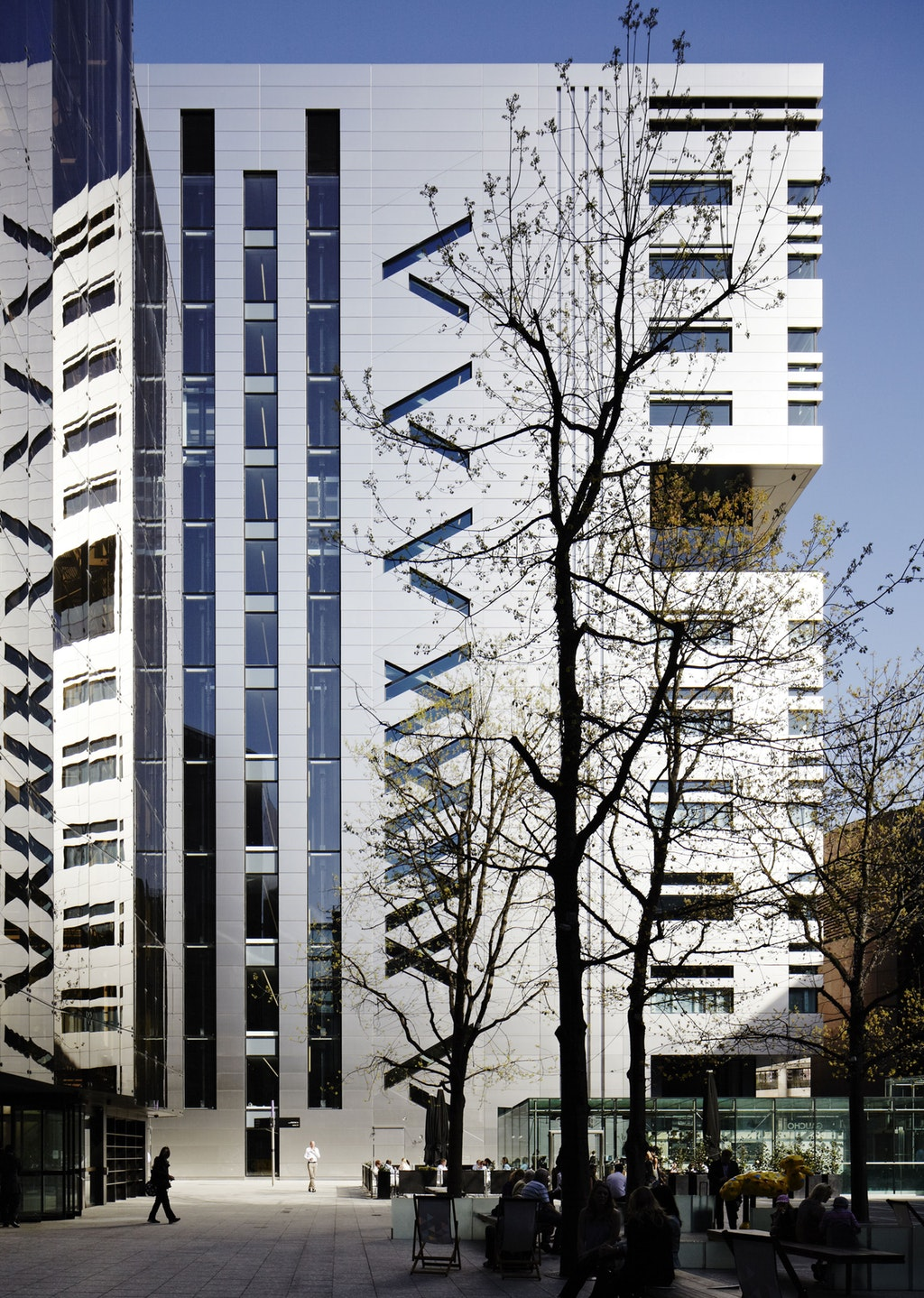 5 Broadgate. Image courtesy of Make Architects