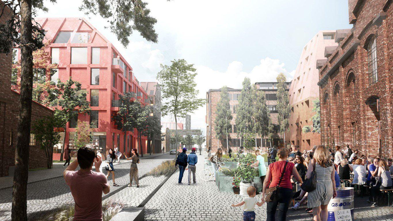 Image courtesy of Henning Larsen Architects
