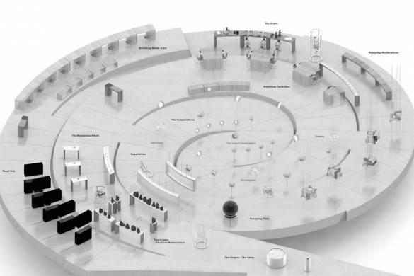 Musée Atelier Audemars Piguet | BIG + ATELIER BRÜCKNER