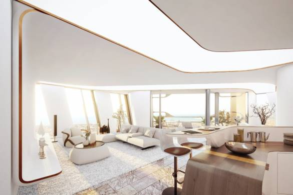 UNStudio - 2020T Dubai - GoldenRays - HiResPreview