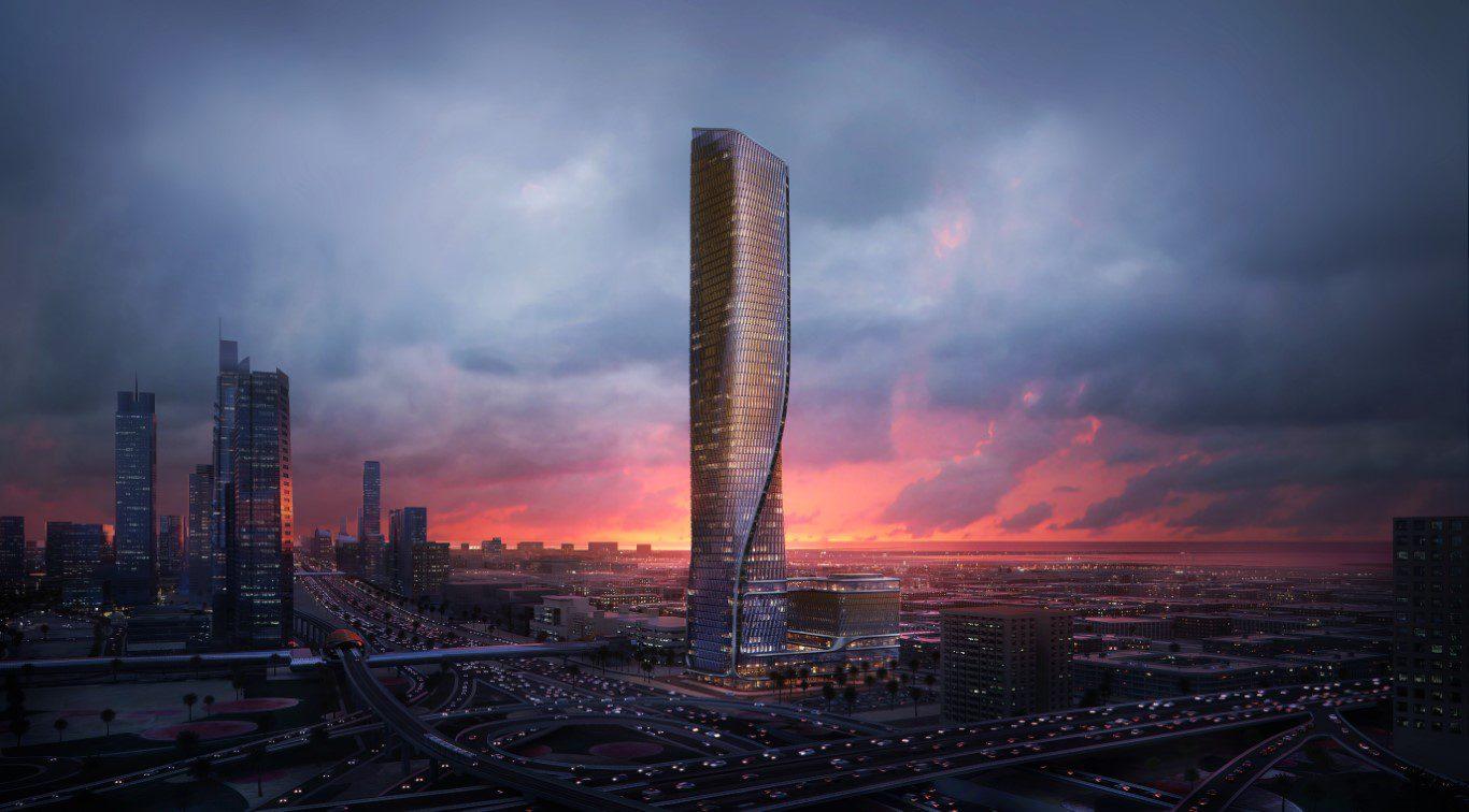 UNStudio - 2020T Dubai - Magma - ©Plompmozes