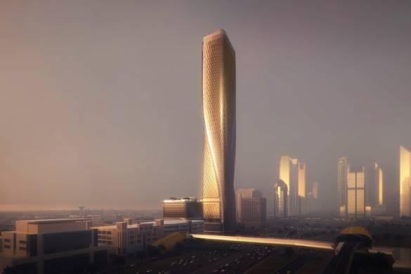 UNStudio - 2020T Dubai - Sheen- ©Plompmozes
