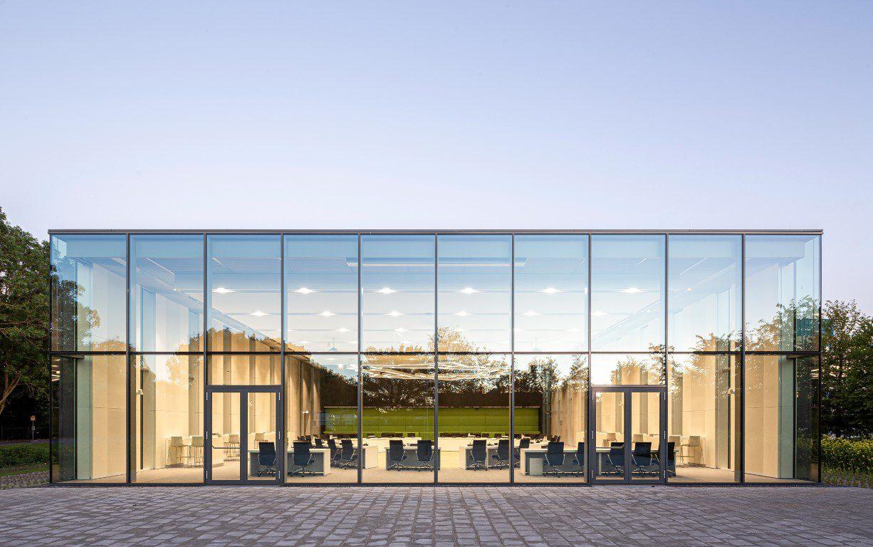 Gemeentehuis, Architectenbureau Cepezed B.V, Photo: Cepezed | Lucas van der Wee