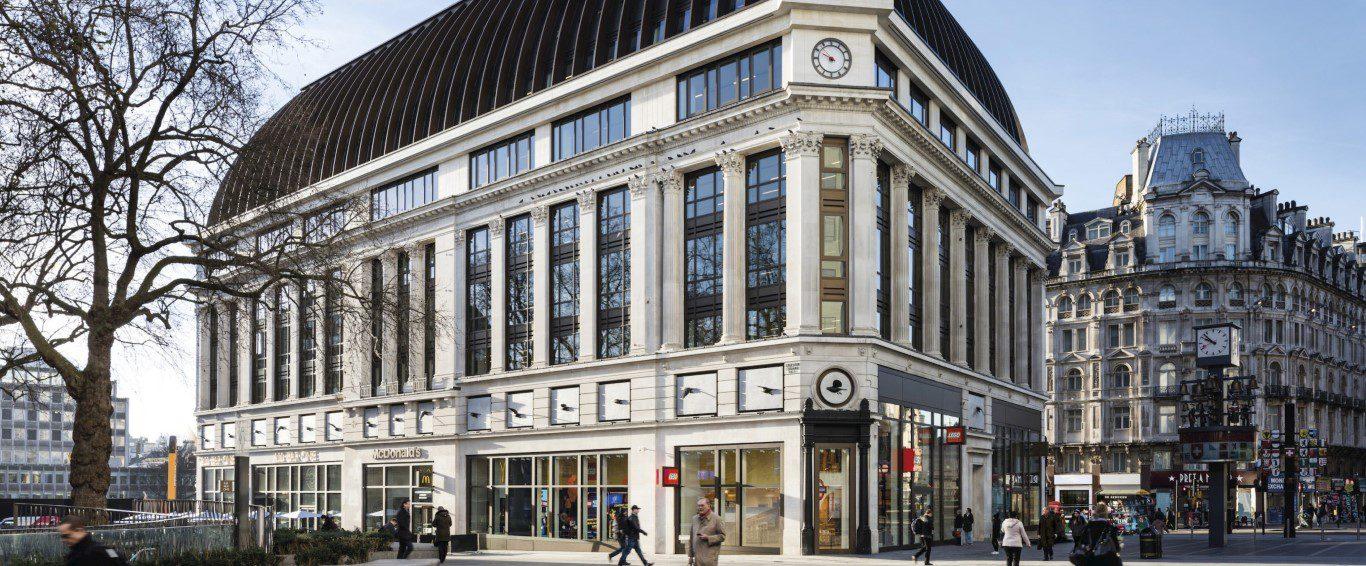 the elegant 48 Leicester Square
