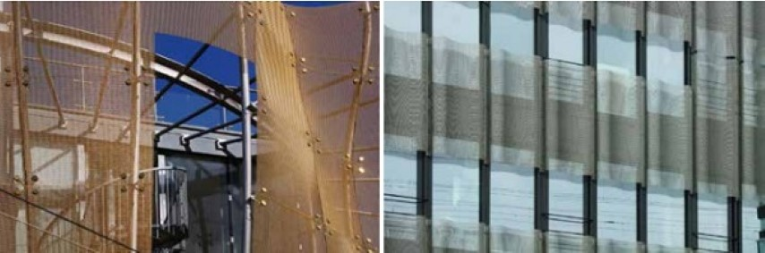 Recent Trends in Architectural Design of Light-permeable Facades
