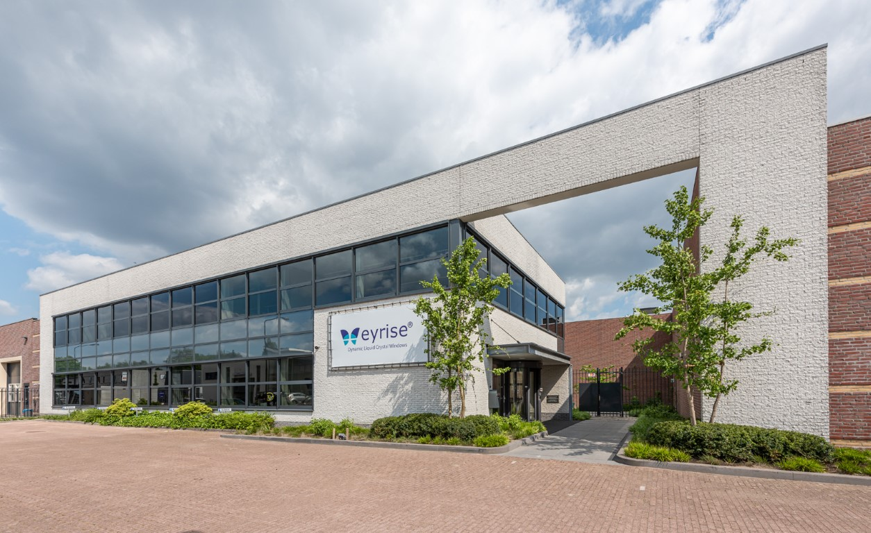 eyrise® facility in Veldhoven, the Netherlands. (Photo Guardian Glass, LLC)