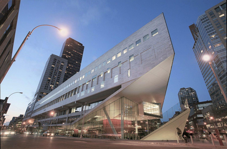 [9] Alice Tully Hall, Juilliard School