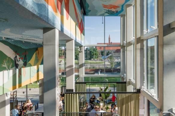 MVRDV Completes Concordia Design Wrocław, Transforming a Heritage Building into a Dynamic Creative Hotspot