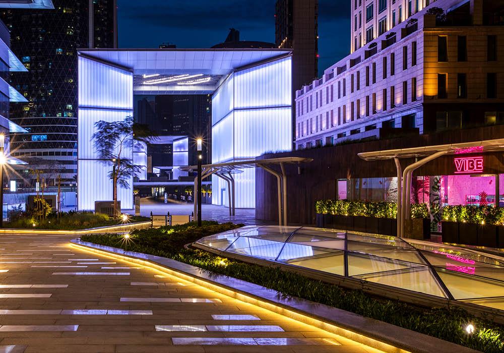 Gate Avenue at Dubai International Financial Centre, UAE