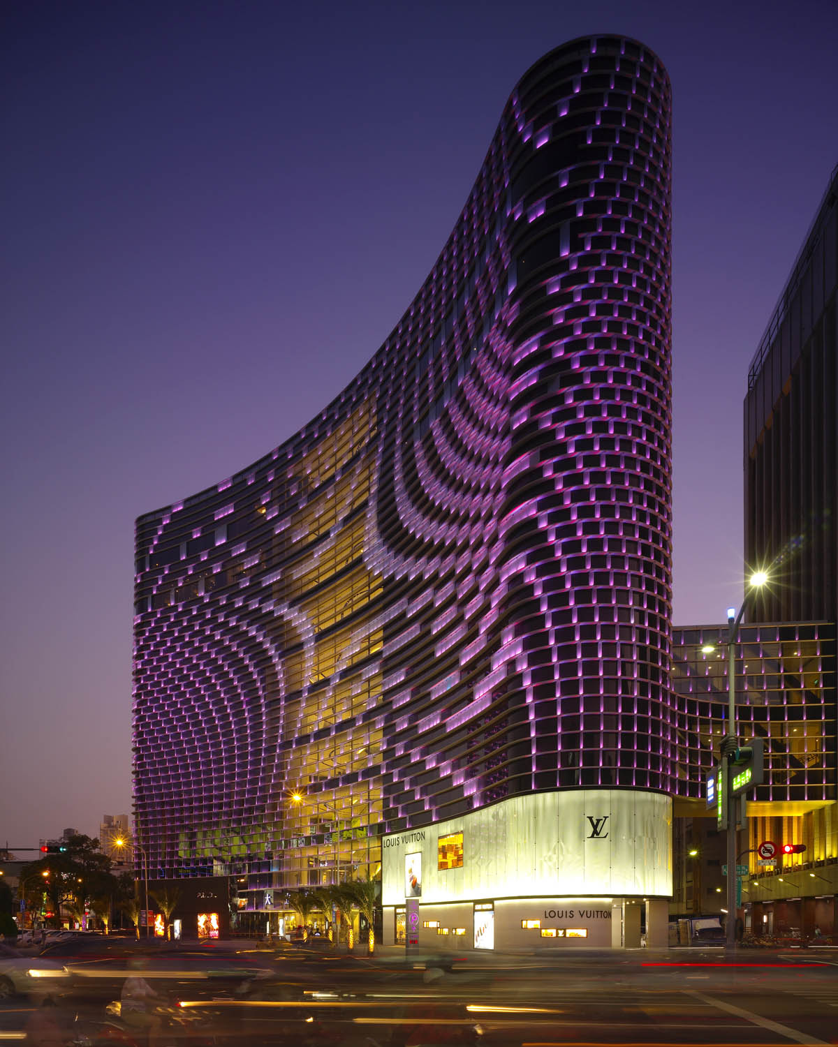 Star Place, Kaohsiung, Taiwan, 2006-2008 Photo: © Christian Richters