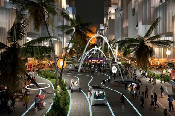 Ramboll, BIG and Hijjas to design masterplan for a sustainable urban district in Malaysia
