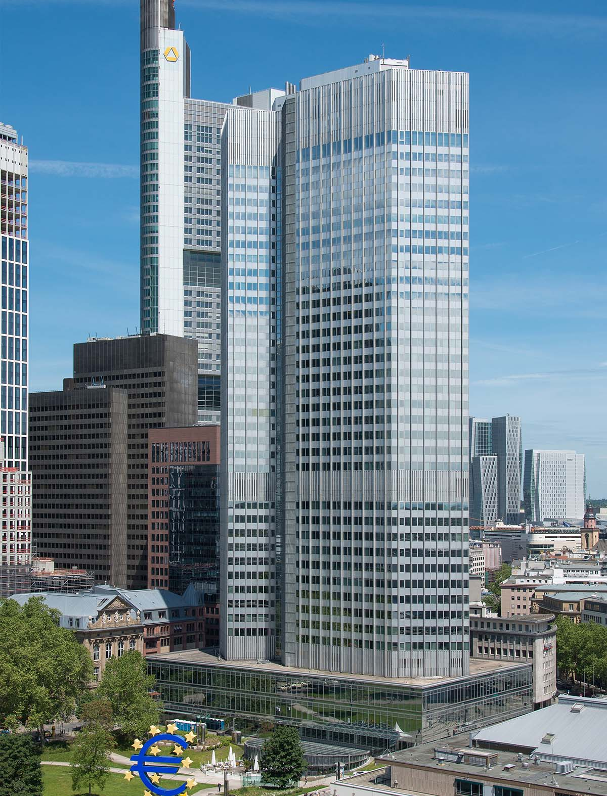 Figure7 : EuroTower, Frankfurt (©Epizentrum)