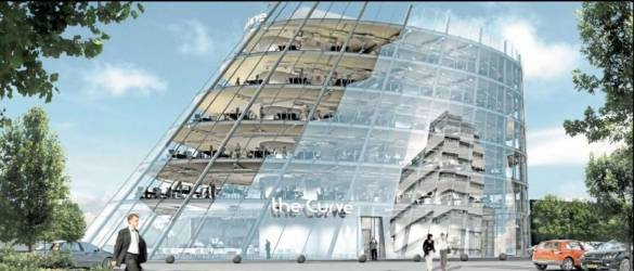 The Curve: Complex Glass Geometry